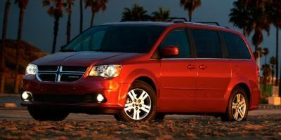 New Dodge Grand Caravan SXT | DVD