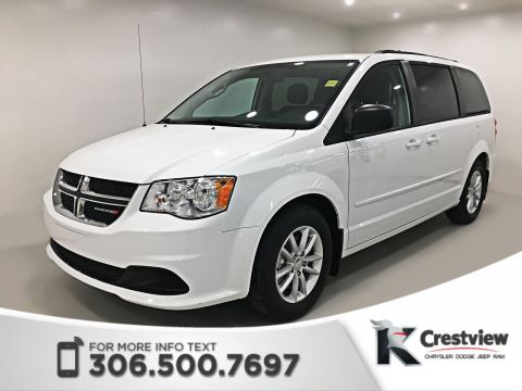 Used Dodge Grand Caravan SXT Plus 'Stow N Go' | DVD | Remote Start
