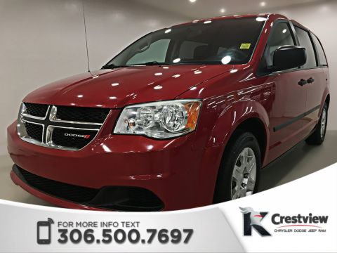 Certified Pre-Owned 2012 Dodge Grand Caravan SE