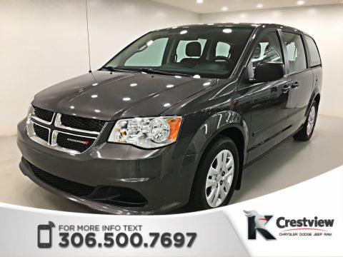 Used Dodge Grand Caravan Canada Value Package