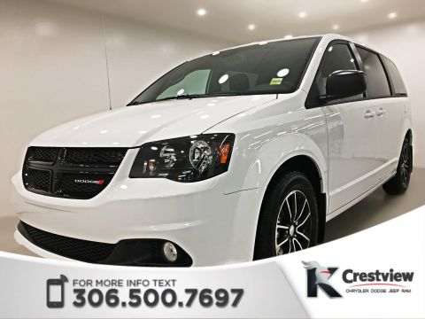 New Dodge Grand Caravan SXT Blacktop | DVD