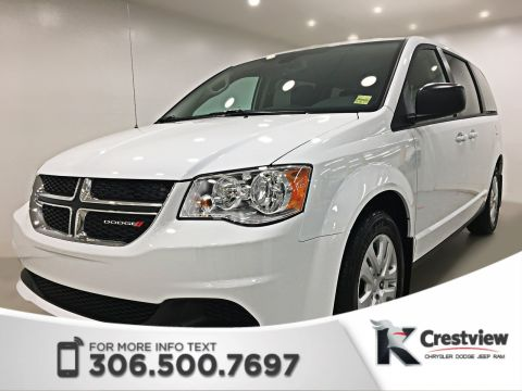 New Dodge Grand Caravan SXT 'Stow N Go'
