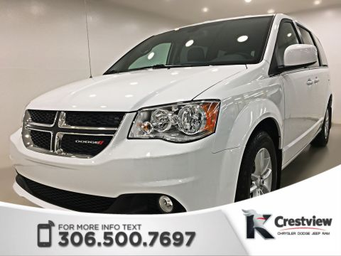 New Dodge Grand Caravan SXT Premium Plus | DVD