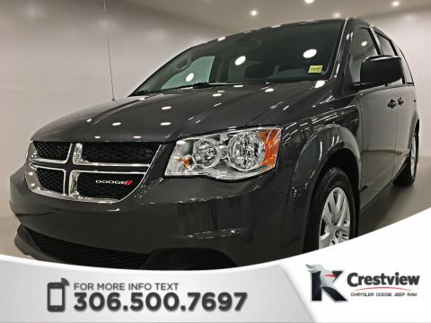 New Dodge Grand Caravan SXT 'Stow N Go' | Navigation | DVD