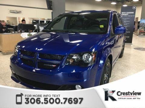 New 2018 Dodge Grand Caravan GT | DVD