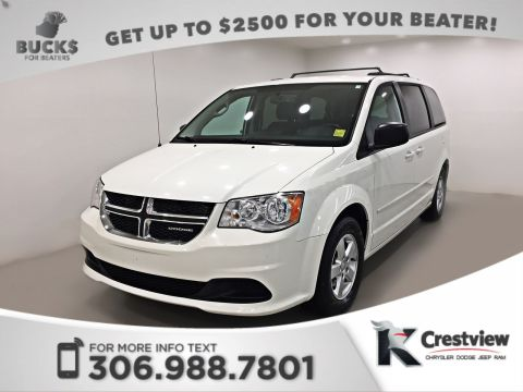 Used Dodge Grand Caravan SXT Stow 'N Go | DVD