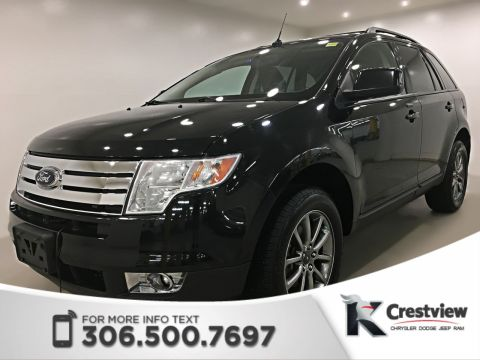 Pre-Owned 2008 Ford Edge SEL AWD | Heated Seats