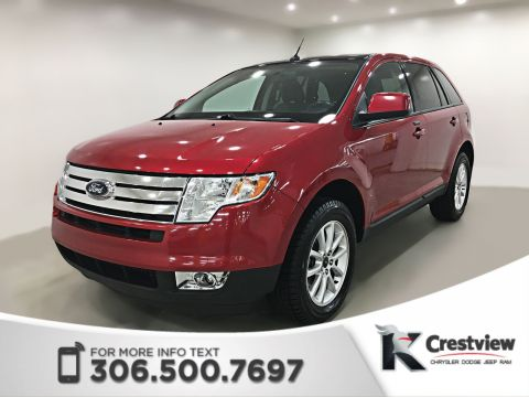 Pre-Owned 2010 Ford Edge SEL AWD | Leather | Sunroof
