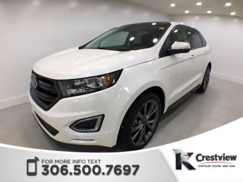 Used Ford Edge Sport AWD V6 | Leather | Sunroof | Navigation