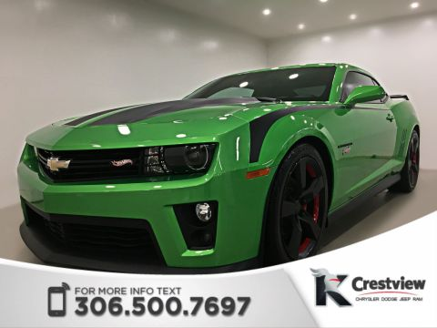 Certified Pre-Owned 2011 Chevrolet Camaro 1LT Hot Wheels Edition | Sunroof
