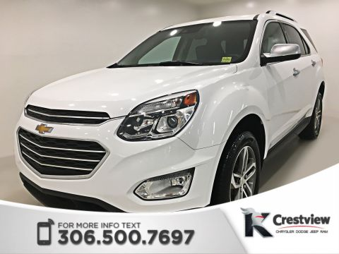Used Chevrolet Equinox LTZ AWD | Leather | Sunroof | Remote Start