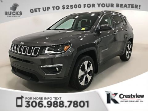 New Jeep Compass North 4x4 | Sunroof | Navigation
