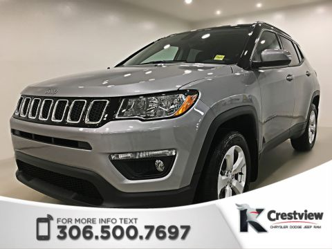 New Jeep Compass North 4x4 | Heated Seats and Steering Wheel | Remote Start