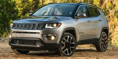 New Jeep Compass Limited 4x4 | Sunroof | Navigation