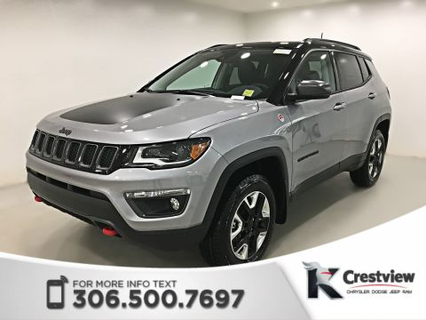 New Jeep Compass Trailhawk 4x4 | Sunroof | Navigation