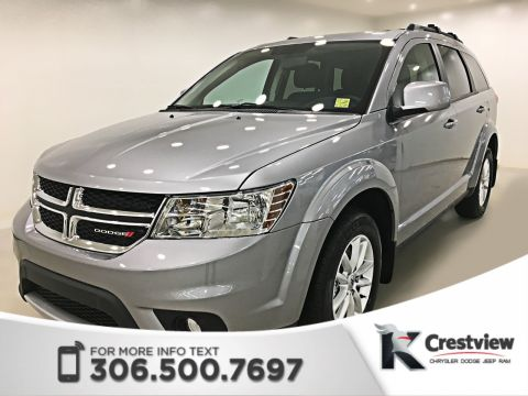 New Dodge Journey SXT AWD V6