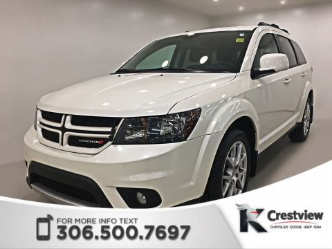 Used Dodge Journey R/T Rallye AWD V6 | Leather | DVD | Remote Start