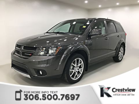 Used Dodge Journey R/T AWD | Leather