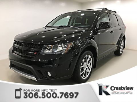 Used Dodge Journey R/T Rallye AWD V6 | Leather | Sunroof | Navigation | DVD