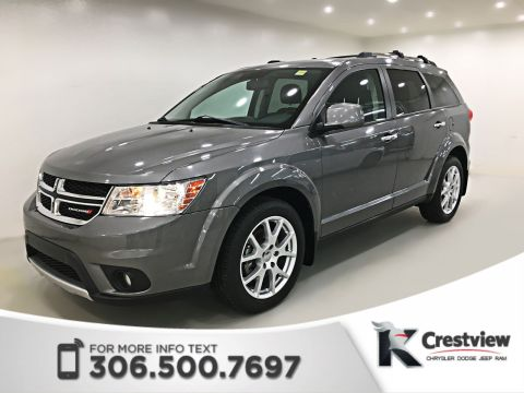 Used Dodge Journey R/T AWD V6 | Navigation | Remote Start