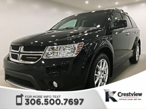 Certified Used Dodge Journey R/T AWD | Navigation | DVD | Remote Start