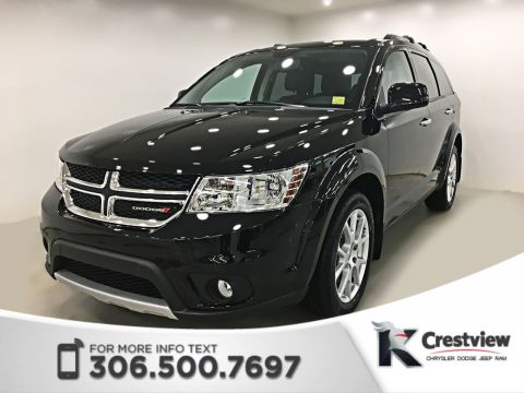 New Dodge Journey GT AWD V6 | Sunroof | DVD