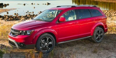 New Dodge Journey Crossroad AWD | Navigation | DVD