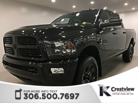 New Ram 3500 SLT Crew Cab | Heated Seats and Steering Wheel | Remote Start