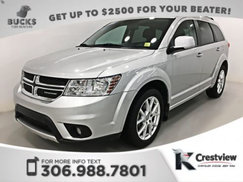 Used Dodge Journey R/T AWD V6