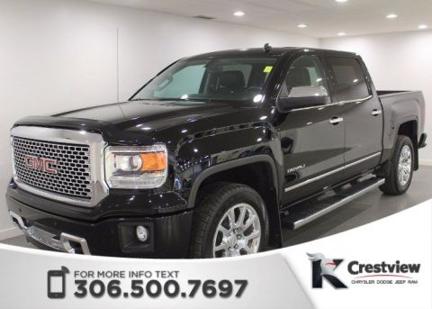 Used GMC Sierra 1500 Denali | Leather | Navigation