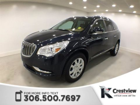 Used Buick Enclave Premium | Leather | Sunroof | Navigation