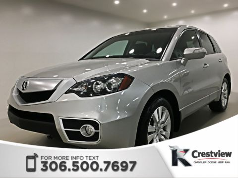 Certified Pre-Owned 2012 Acura RDX Tech Pkg AWD | Leather | Sunroof | Navigation