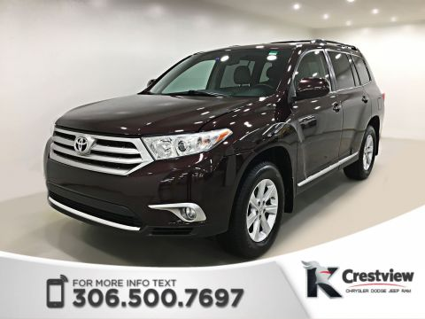 Certified Pre-Owned 2011 Toyota Highlander 4x4 V6