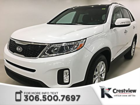 Used Kia Sorento EX AWD | Leather