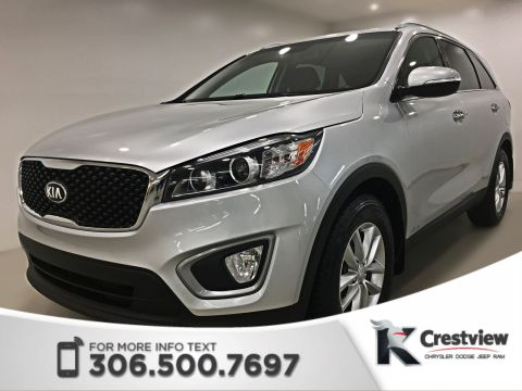 Certified Pre-Owned 2016 Kia Sorento 2.0L Turbo LX+ | Heated Seats | Back-up Camera