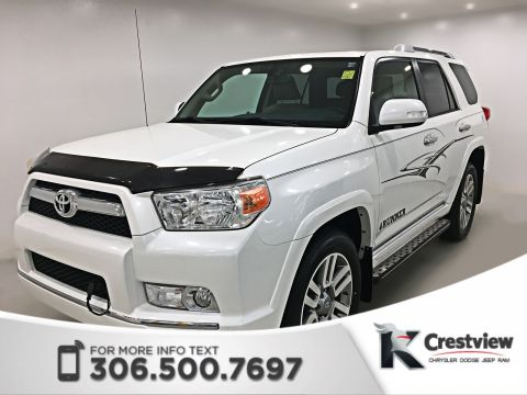 Used Toyota 4Runner Limited | Leather | Sunroof