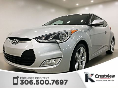 Certified Pre-Owned 2013 Hyundai Veloster | Heated Seats