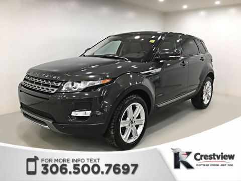 Used Land Rover Range Rover Evoque Pure Plus 4WD | Leather | Sunroof