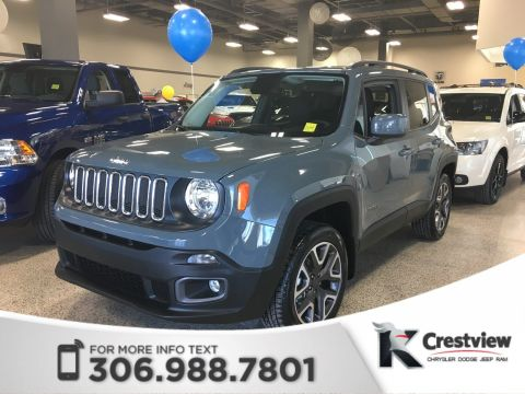 New Jeep Renegade North 4x4