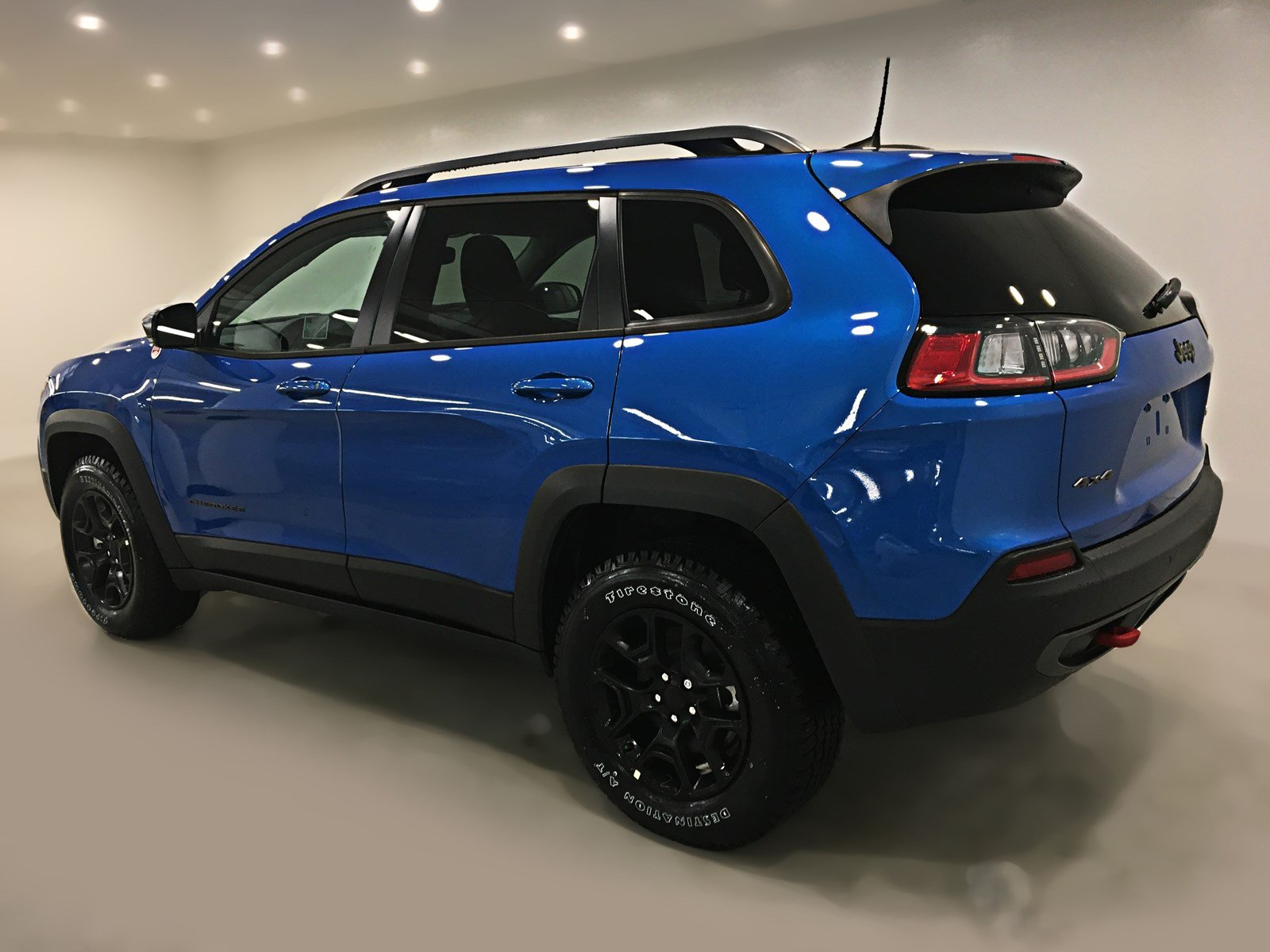 New 2019 Jeep Cherokee Trailhawk Elite 4x4 V6 | Sunroof ...