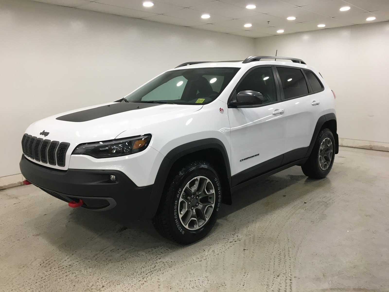 2020 Jeep Cherokee Trailhawk Elite Near Me