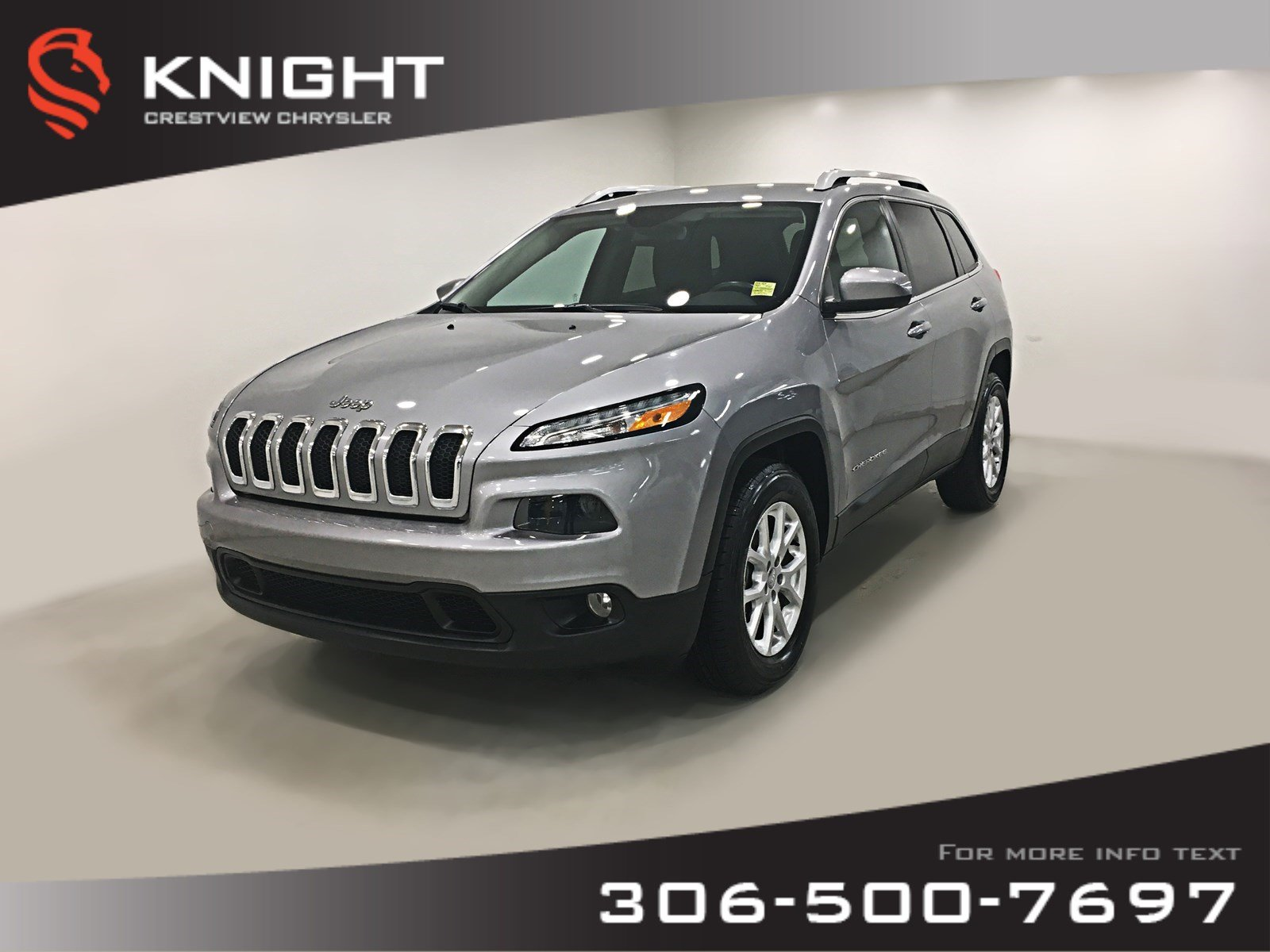 Pre-Owned 2014 Jeep Cherokee North 4x4 V6