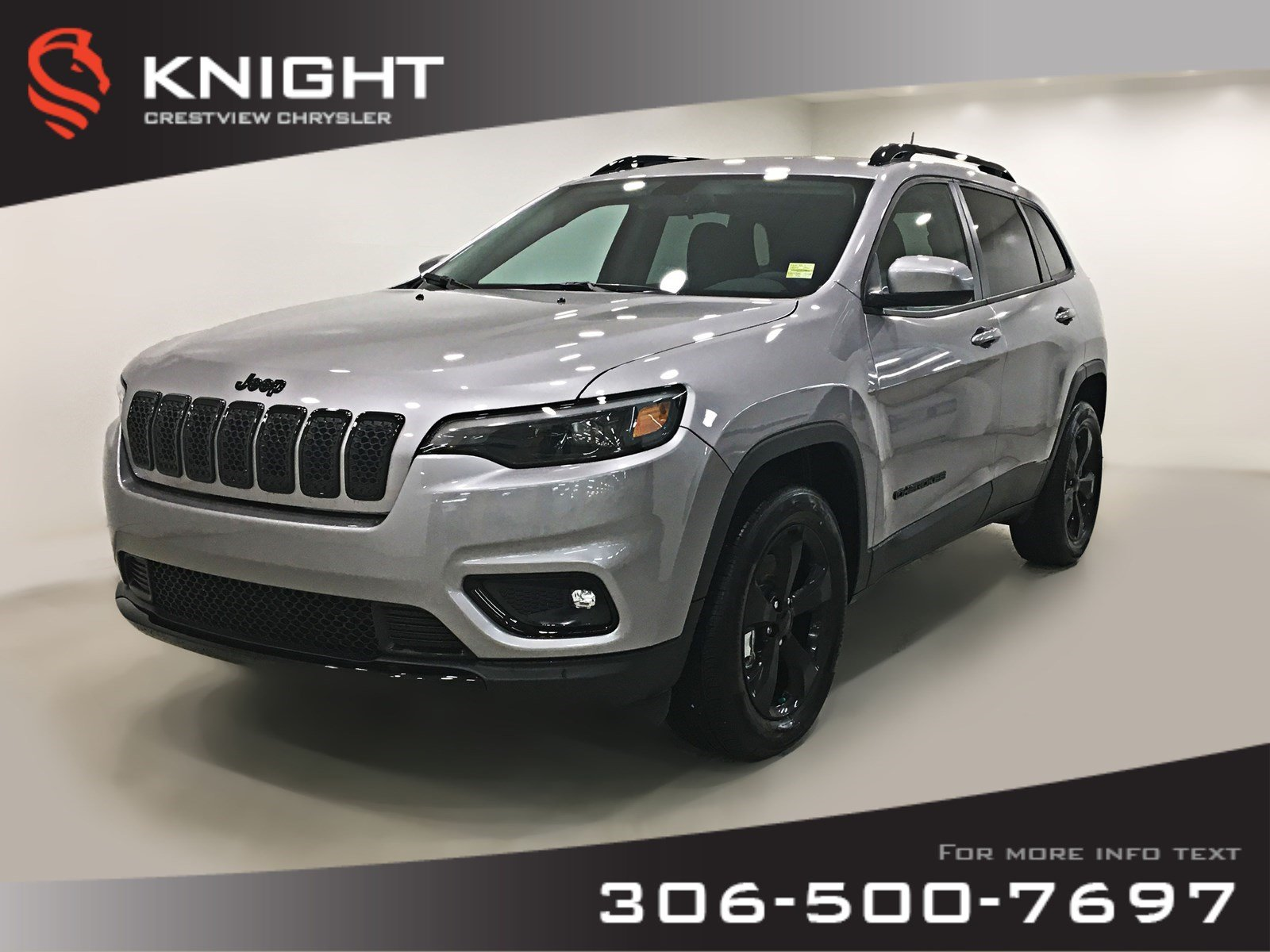New Jeep Cherokee >> New 2019 Jeep Cherokee Altitude 4x4 V6 Heated Seats And Steering Wheel Remote Start 4wd Sport Utility