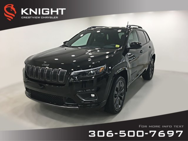 Certified Pre-Owned 2019 Jeep Cherokee Limited 4x4 V6 | Navigation | Remote Start