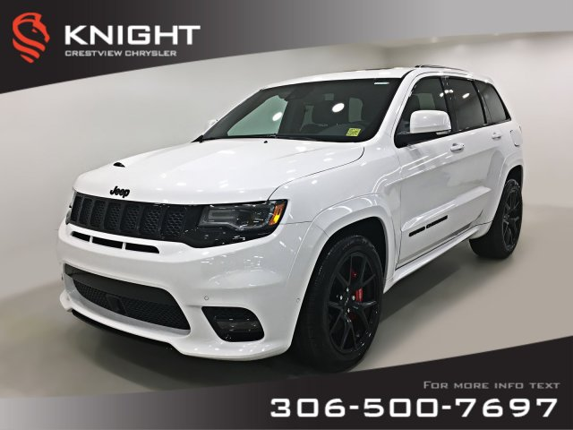 New 2019 Jeep Grand Cherokee SRT 6.4L Hemi | Sunroof | Navigation