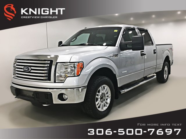 Pre-Owned 2011 Ford F-150 XLT XTR SuperCrew