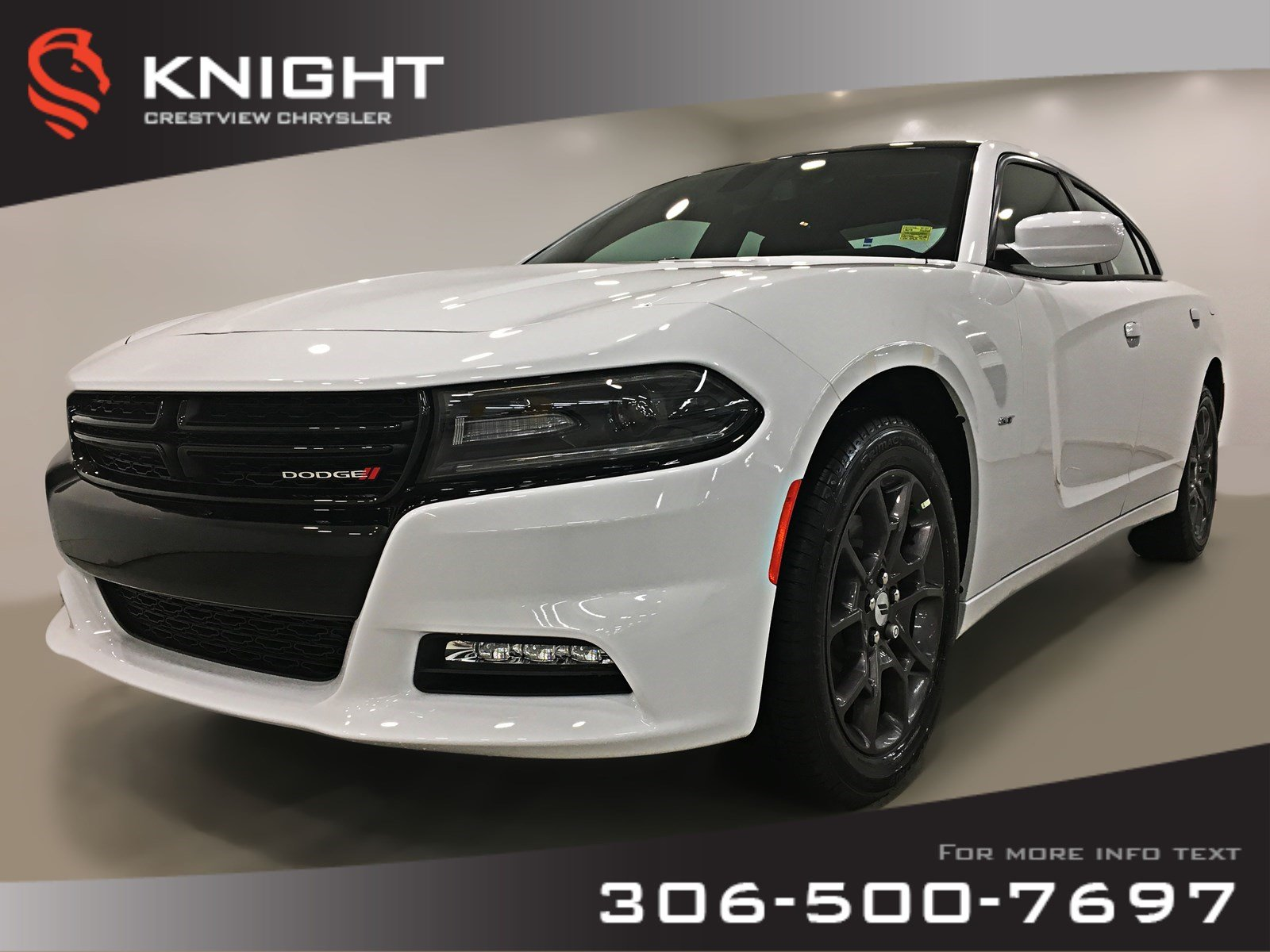 2018 Dodge Charger >> New 2018 Dodge Charger Gt Plus Awd V6 Sunroof Navigation Awd 4dr Car