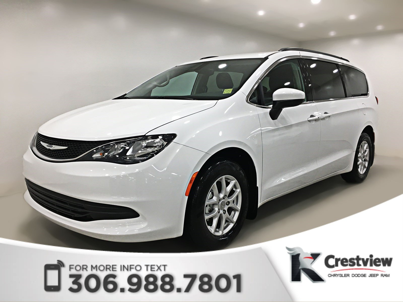 used 2017 chrysler pacifica lx mini van passenger near moose jaw pp1596. Black Bedroom Furniture Sets. Home Design Ideas