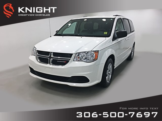 Certified Pre-Owned 2013 Dodge Grand Caravan SXT 'Stow N Go' | Remote Start