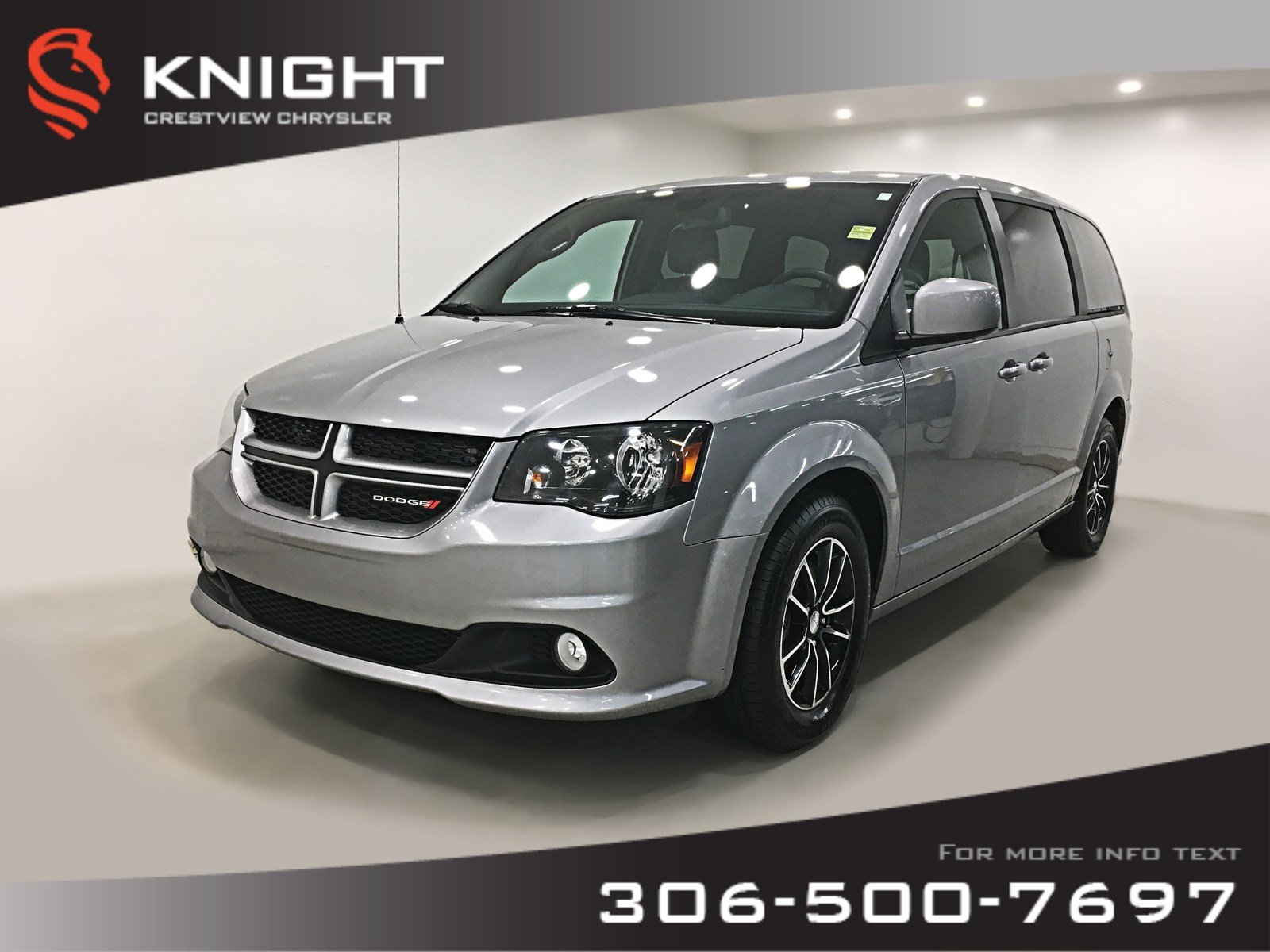 Certified Pre-Owned 2019 Dodge Grand Caravan GT | Remote Start